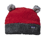 Patagonia Baby Furry Friends Hat - Classic Red