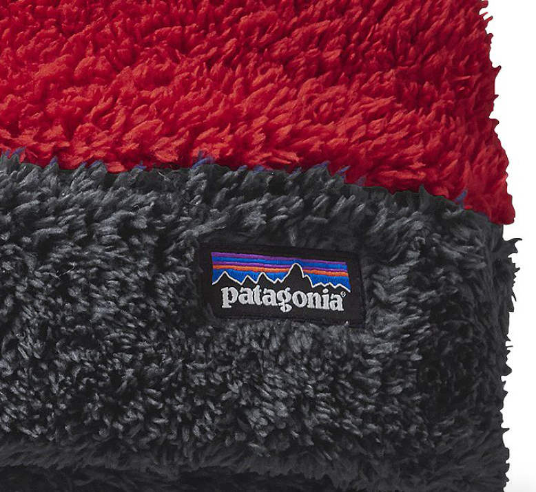 Patagonia Baby Furry Friends Hat - Classic Red  3acf0d74a3fb