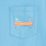 Southern Tide Keep Paddling T-Shirt - Ocean Channel