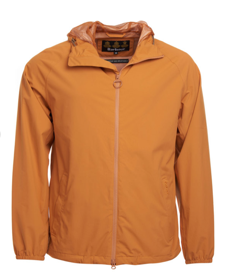 Barbour Irvine Waterproof Breathable Jacket - Cinder