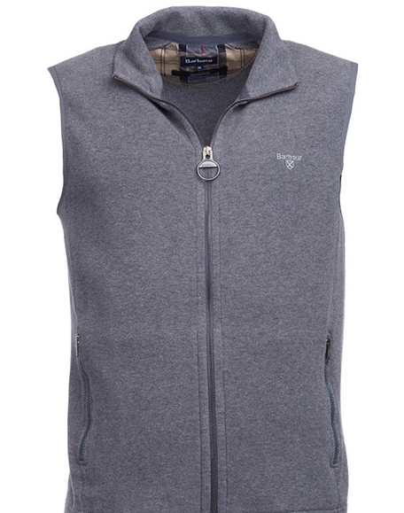 Barbour Men's Grisedale Vest - Grey Marl