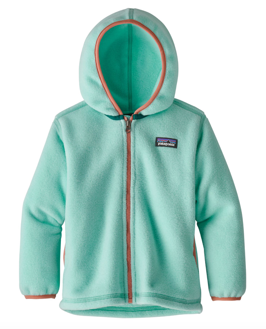 Patagonia Baby Synchilla® Fleece Cardigan - Bend Blue