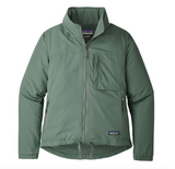 Patagonia Women's Mountain View Windbreaker Jacket - Pesto