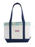 Vineyard Vines Patchwork Classic Tote - Patchwork