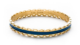 Kiel James Patrick Scalloped Bangle - Navy