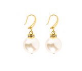Kiel James Patrick Grand Oyster Earrings