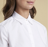 Barbour Women's Deerness Shirt - White