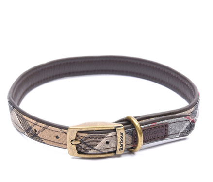 Barbour Tartan Dog Collar - Dress