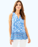 Lilly Pulitzer Gramercy Top - On A Roll