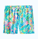 Lilly Pulitzer Mens Capri Swim Trunk - Surf Gypsea