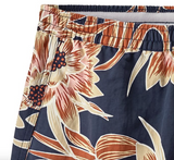"Patagonia Women's Baggies™ Shorts - 5"" - Cereus Flower Classic Navy"