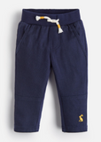 Joules Caro Woven/Jersey Mix Pants - French Navy