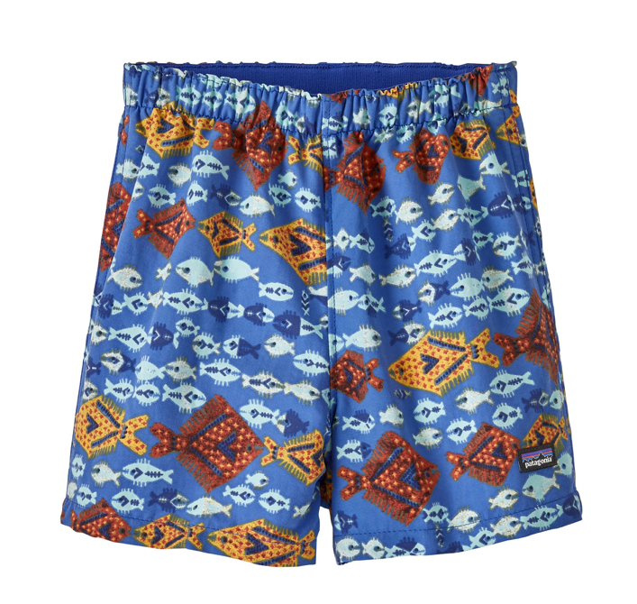 Patagonia Baby Baggies™ Shorts - Dogfish Imperial Blue