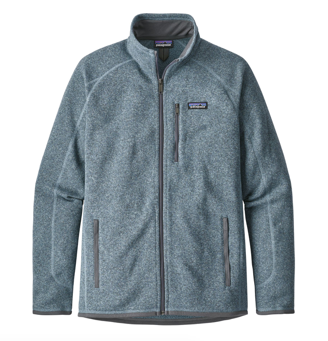 Patagonia Men's Better Sweater® Fleece Jacket - Shadow Blue
