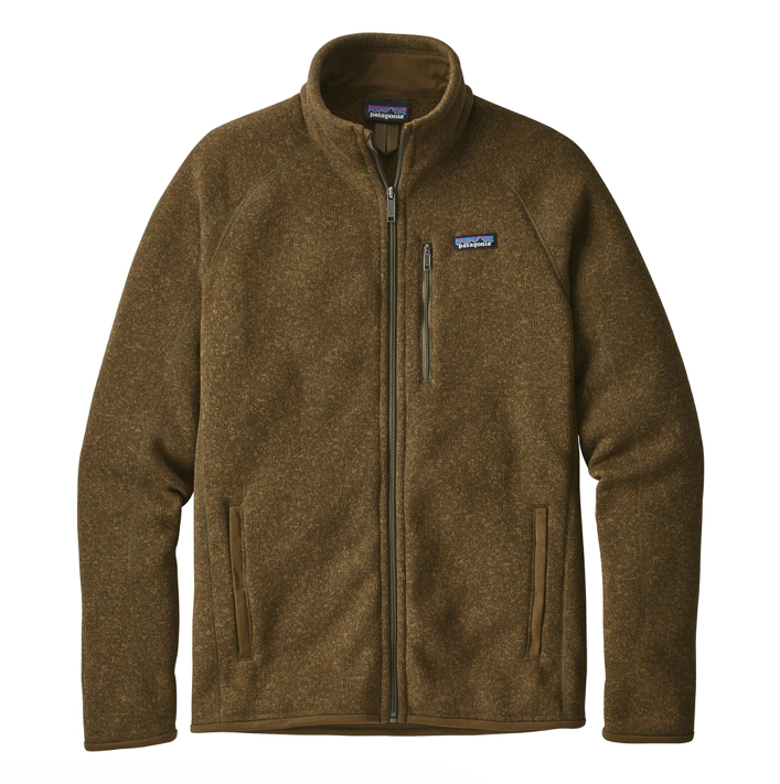 Patagonia Men's Better Sweater® Fleece Jacket - Sediment