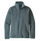 Patagonia Women's Better Sweater® 1/4-Zip Fleece - Shadow Blue