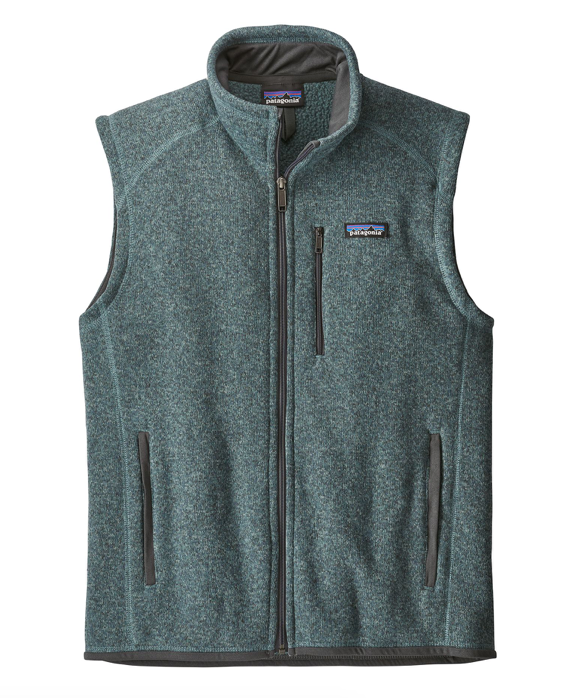 Patagonia Men's Better Sweater® Fleece Vest - Shadow Blue