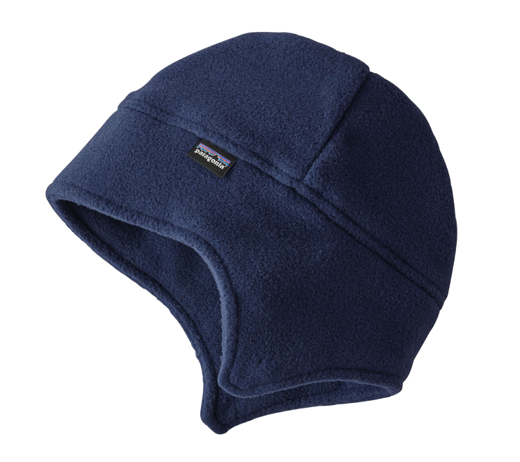 Patagonia Kids' Synchilla® Fleece Hat - Classic Navy