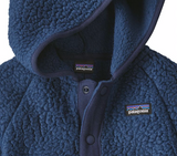 Patagonia Baby Retro Pile Fleece Jacket - Stone Blue