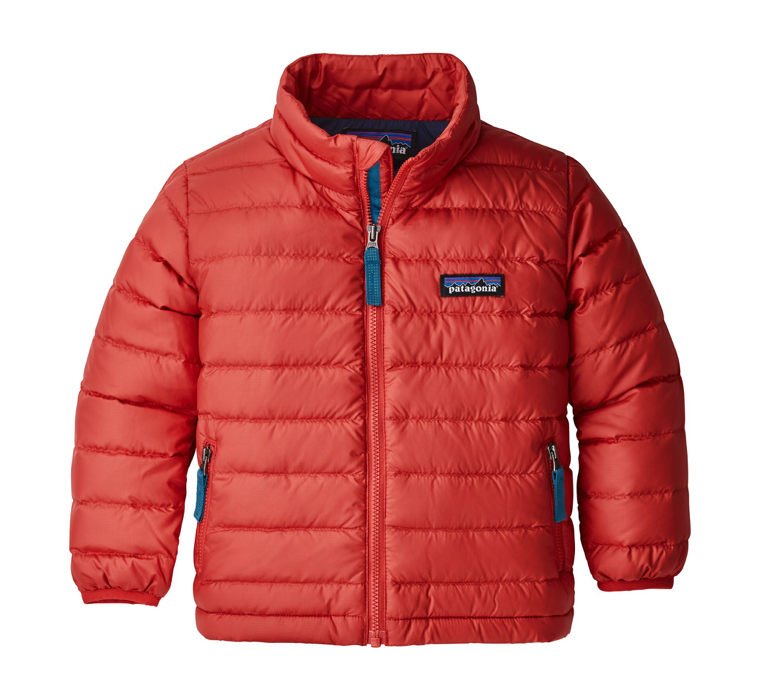 Patagonia Baby Down Sweater - Fire
