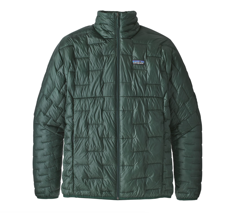 Patagonia Men's Micro Puff® Jacket - Micro Green