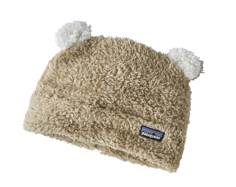 Patagonia Baby Furry Friends Hat - El Cap Khaki