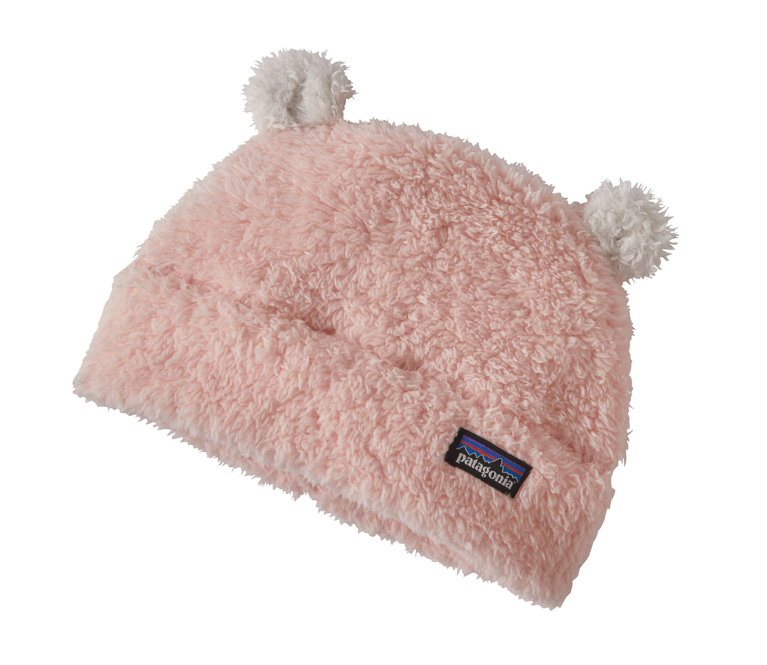 Patagonia Baby Furry Friends Hat - Pink Opal