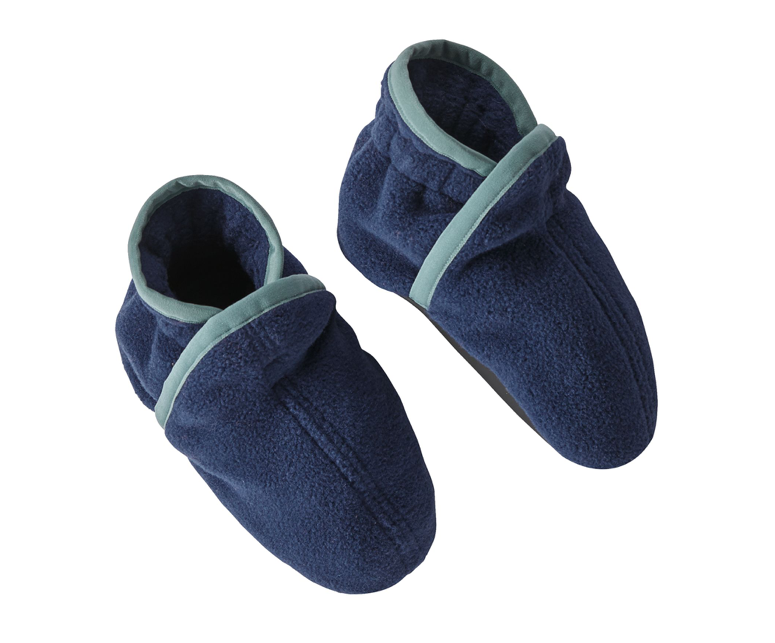 Patagonia Baby Synchilla™ Fleece Booties - Classic Navy
