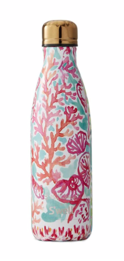 S'well Bottle with Lilly Pulitzer Print - Shell We Dance
