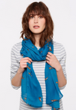 Joules Wensley Scarf - Dark Topaz Fox