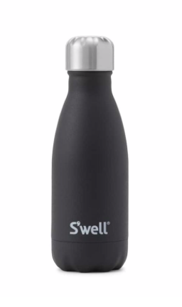 S'well Stone Collection Bottle - Onyx