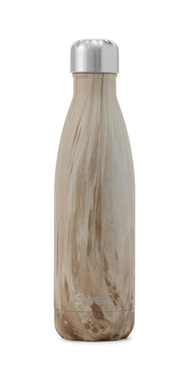 S'well Wood Collection Bottle - Blonde Wood