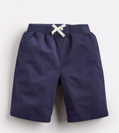 Joules Boy's Huey Woven Shorts - French Navy