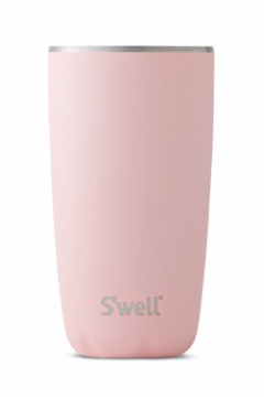 S'well Bottle Pink Topaz Tumbler