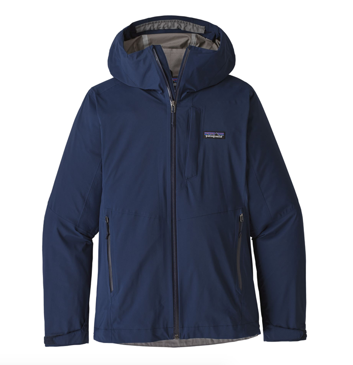 Patagonia Women's Stretch Rainshadow Jacket - Classic Navy