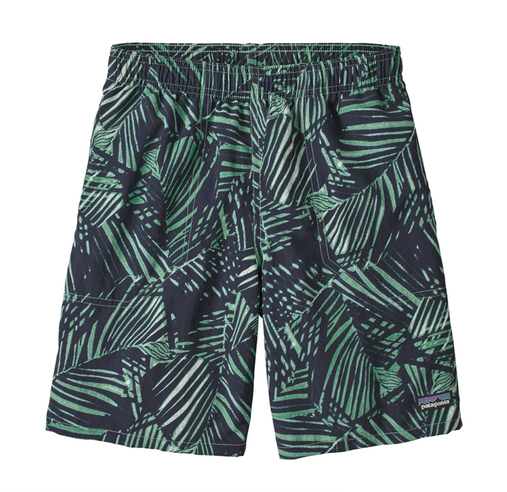 Patagonia Boys' Baggies™ Shorts - Rain Fern Wash