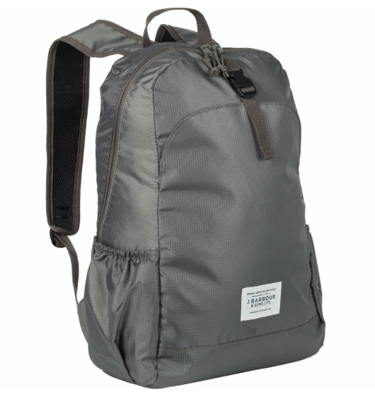 Barbour Kilburne Packaway Backpack - Army Green