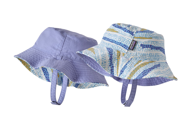 Patagonia Baby Sun Bucket Hat - Button Grass