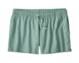 "Patagonia Women's 3"" Island Hemp Baggies™ Shorts - Atoll Blue"