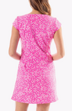 Mahi Gold Annie Dress - Claire's Buds Rose Pink