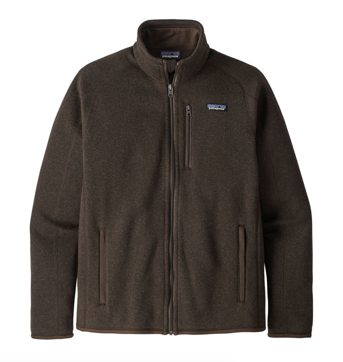 Patagonia Men's Better Sweater® Fleece Jacket - Logwood Brown