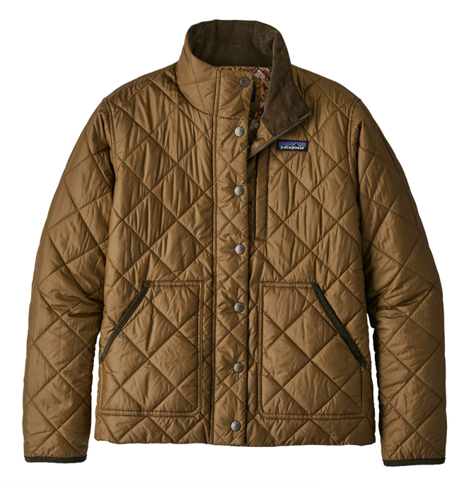 Patagonia Women's Back Pasture Field Jacket - Owl Brown