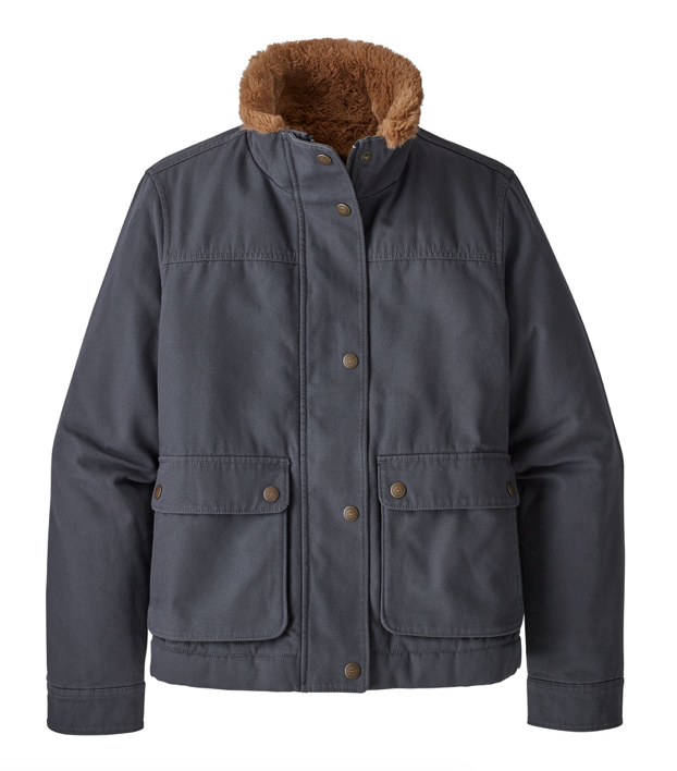 Patagonia Women's Maple Grove Jacket - Smolder Blue