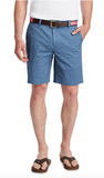 Vineyard Vines Calm Waves 9 Inch Stretch Breaker Shorts - Moonshine