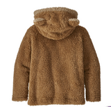 Patagonia Baby Furry Friends Hoody - Beech Brown