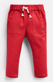 Joules Ethan Lightweight Woven Pants - Red Robin