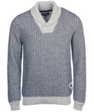 Barbour Foremast Shawl Collar Sweater