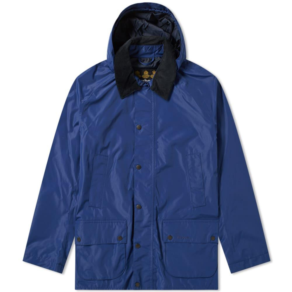 Barbour Ashbrooke Waterproof Breathable Jacket - Inky Blue Front