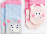 Joules Baby Character Socks - Farm