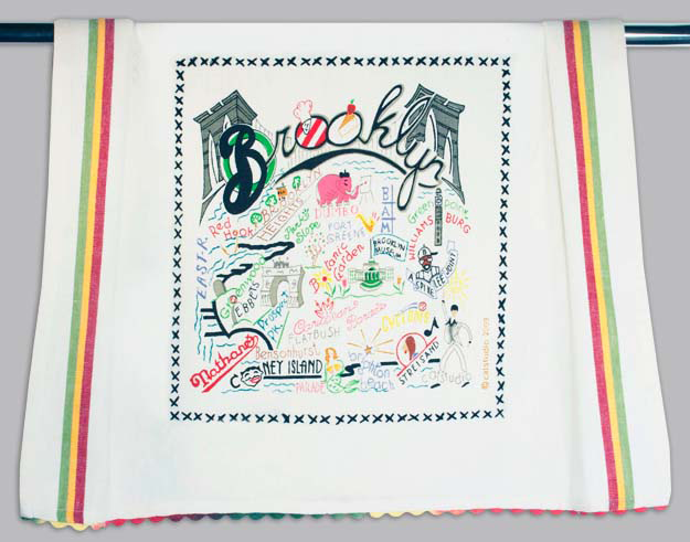 Catstudio Brooklyn Dishtowel